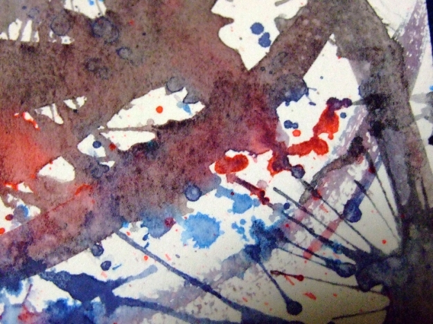 Abstraction of the mind (close up 10)