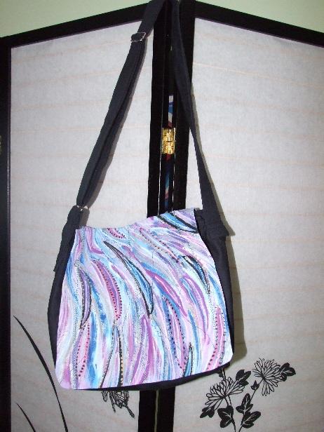 Messenger Style Bag $35 CAD