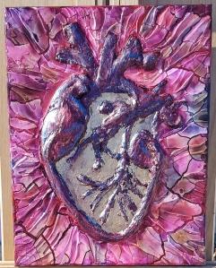 Heart 11x14